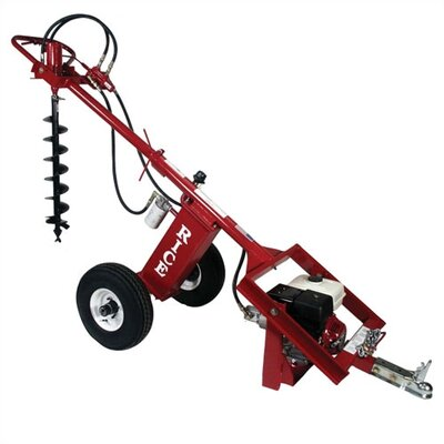 Rice Hydro Torque Series Towable Auger w/ Honda Engine at Sears.com