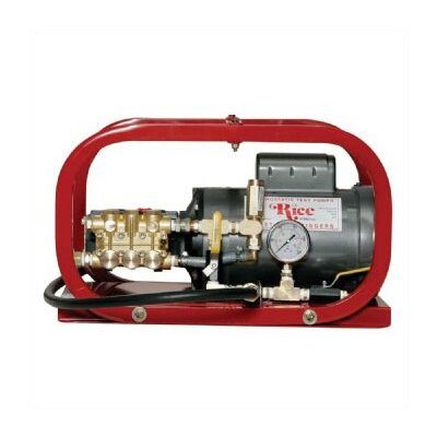 Rice Hydro 500 PSI Hydrostatic Test Pump with Three Phase at Sears.com