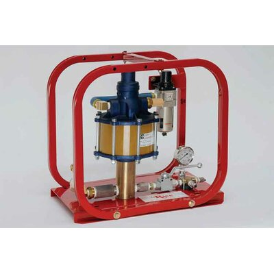 2.5 GPM Pneumatic Hydrostatic Test Pump