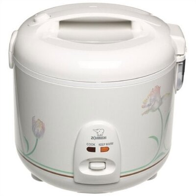 Automatic 10-cup Rice Cooker And Warmer