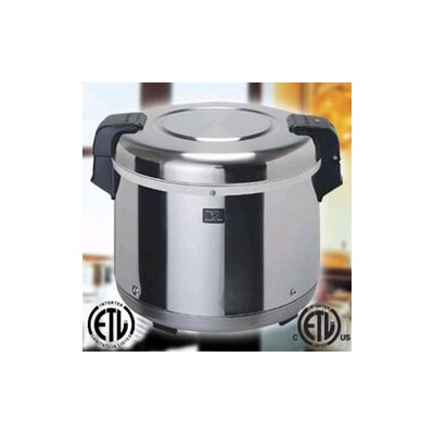 Electric Rice Warmer - 6 Liters