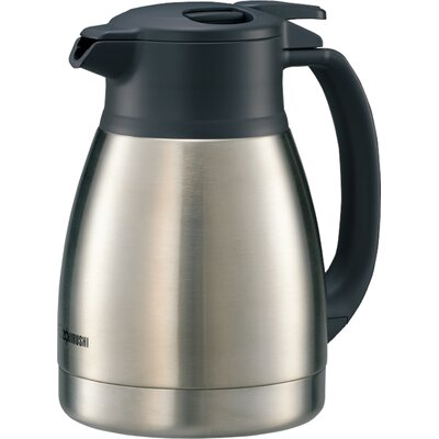 Stainless Steel Vaccum 4.25 Cup Coffee Carafe Color: Stainless SH-HB10XA