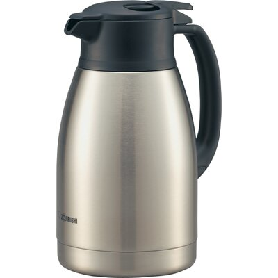 Stainless Steel Vaccum 6.38 Cup Coffee Carafe Color: Stainless Steel SH-HB15XA