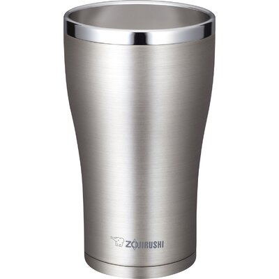 Living Products Stainless Steel 15 oz. Insulated Tumbler SX-DB45XA