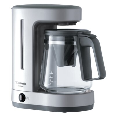 ZUTTO 5 Cup Coffee Maker EC-DAC50SA