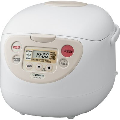 Zojirushi Micom Rice Cooker/Warmer - Size: 10 Cup at Sears.com