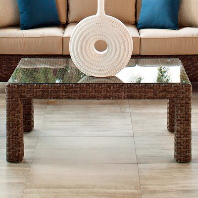 Lake Shore Coffee Table Finish: Java Wicker