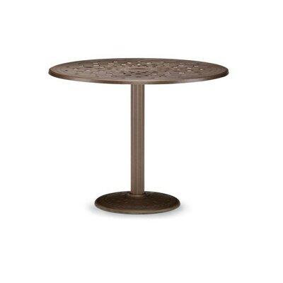 Cast 56 Round Bar Table