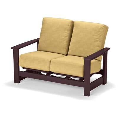 Leeward Deep Loveseat with Cushions