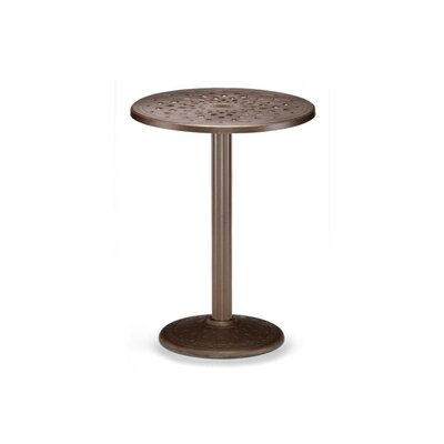 Cast 30 Round Bar Table