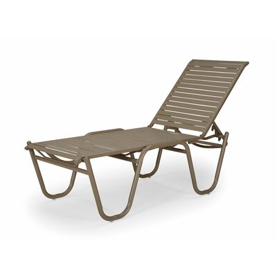 Reliance Strap High Chaise Lounge (Set of 4)