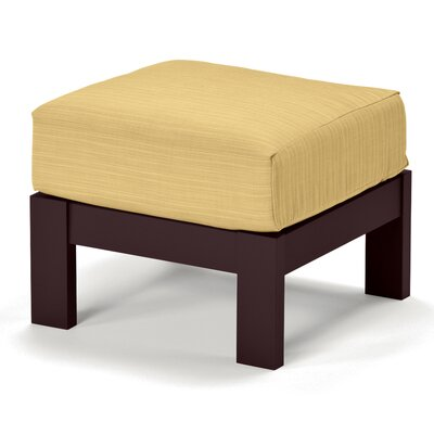 Leeward Deep Ottoman with Cushion