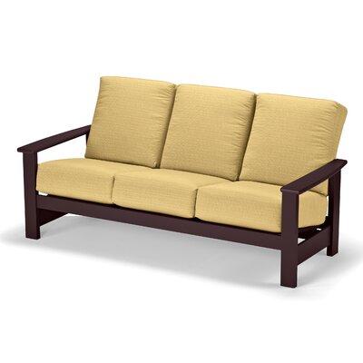Leeward Deep Sofa with Cushions