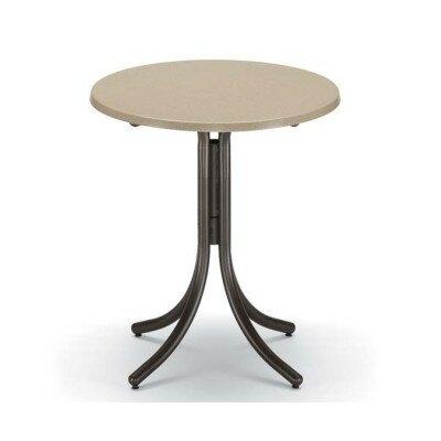 Werzalit Round Bar Table