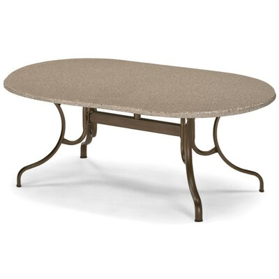 High-class Oval Dining Table Product Photo