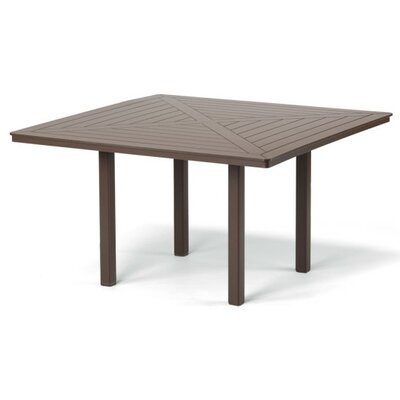 Marine Grade Polymer Square Dining Table
