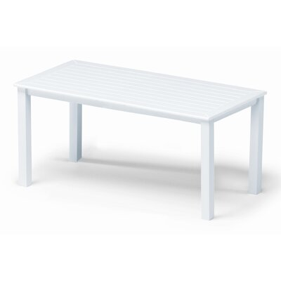 Marine Grade Polymer 19.5 Coffee Table