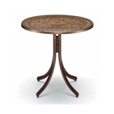 Cast 36 Round Bar Table