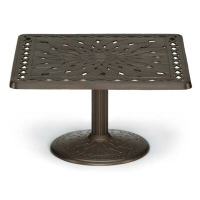 Cast 36 Square Chat Table