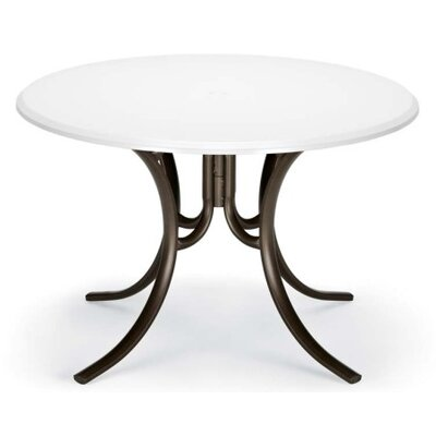 Werzalit 42 Round Deluxe Dining Table