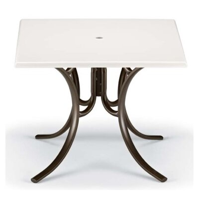 Werzalit Square Dining Table