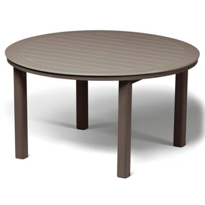Marine Grade Polymer Round 54 Dining Table
