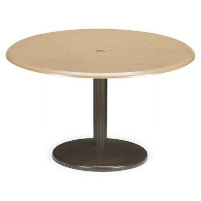 Werzalit Round Spun Pedestal Dining Table 647 Item Image