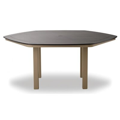 Marine Grade Polymer Hexagonal Table