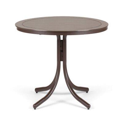 Marine Grade Polymer 42 Round Bar Table