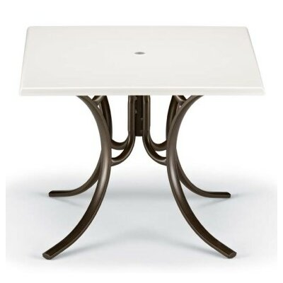 Werzalit Square Deluxe Dining Table