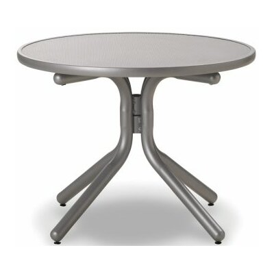 Embossed Aluminum 30  Round Table