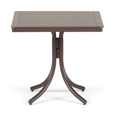 Marine Grade Polymer 32 Square Bar Height Dining Table