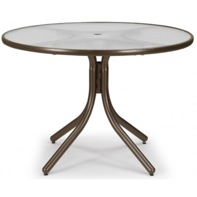 Glass 42 Round Dining Table