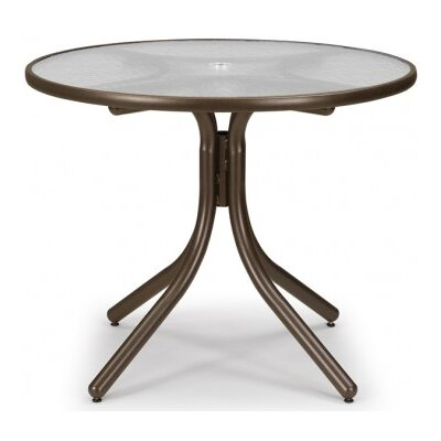 Glass 36 Round Dining Table