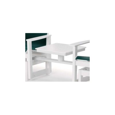 Marine Grade Polymer 21 Square Center Table