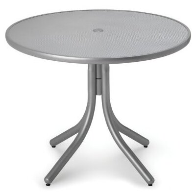 Embossed Aluminum 36 Round Table