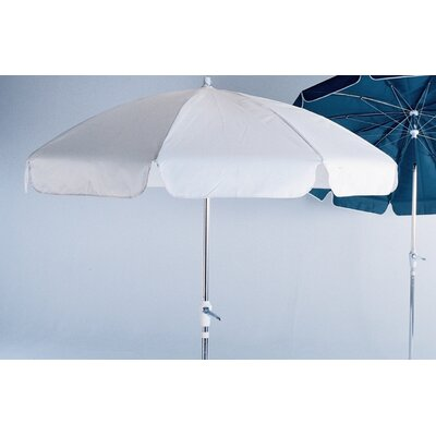 7.5 Drape Umbrella Fabric: A - White