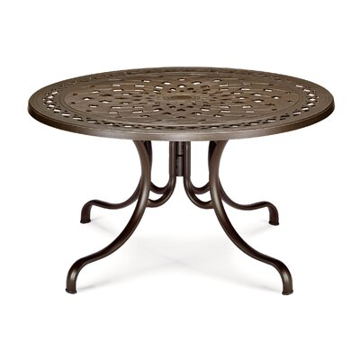 Cast 56 Round Deluxe Dining Table