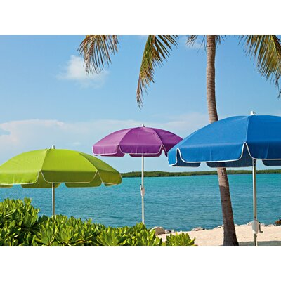 7.5 Drape Umbrella Fabric: A - Cobalt