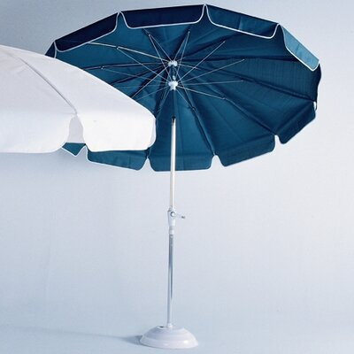 7.5 Drape Umbrella Fabric: Strickland