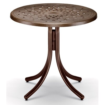 Cast 30 Round Chat Table