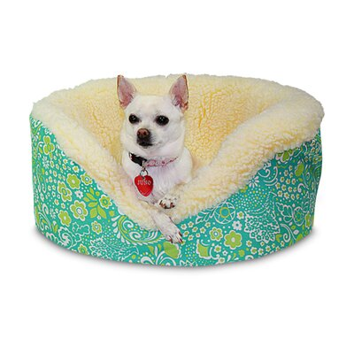 Jenn Harmony Pet Couch Size: Small - 15 L x 11 W