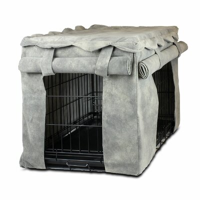 Cabana Pet Crate Cover Size: Small (19 H x 18 W x 24 L)