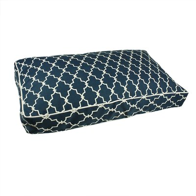 Pool and Patio Garden Gate Dog Bed Size: X-Large (48 L x 38 W)