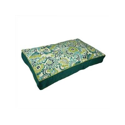 Pool and Patio Zoe Dog Bed Size: Small (24 L x 19 W)