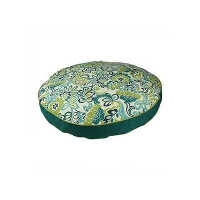 Pool and Patio Zoe Dog Bed Size: Medium (34 L x 34 W)