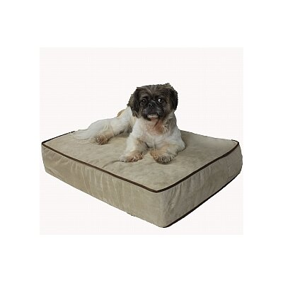 Sleep Centers on Snoozer Outlast     3  Thick Dog Bed Sleep System