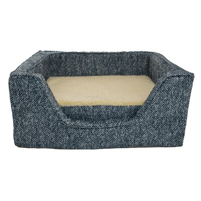 Show Dog Dog Sofa with Memory Foam Size: Medium (23 L x 19 W)