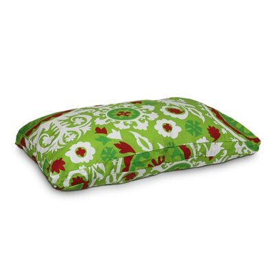 Holiday Dog Pillow/Classic Size: Small (19 W x 24 D)