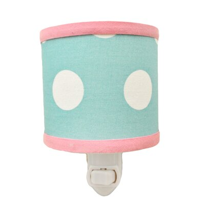 Pixie Baby Night Light Color: Aqua